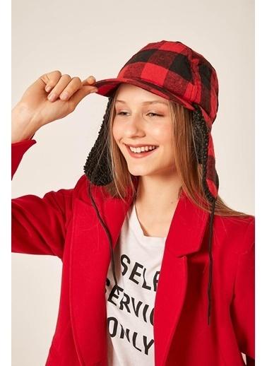Y-London Şapka Kırmızı